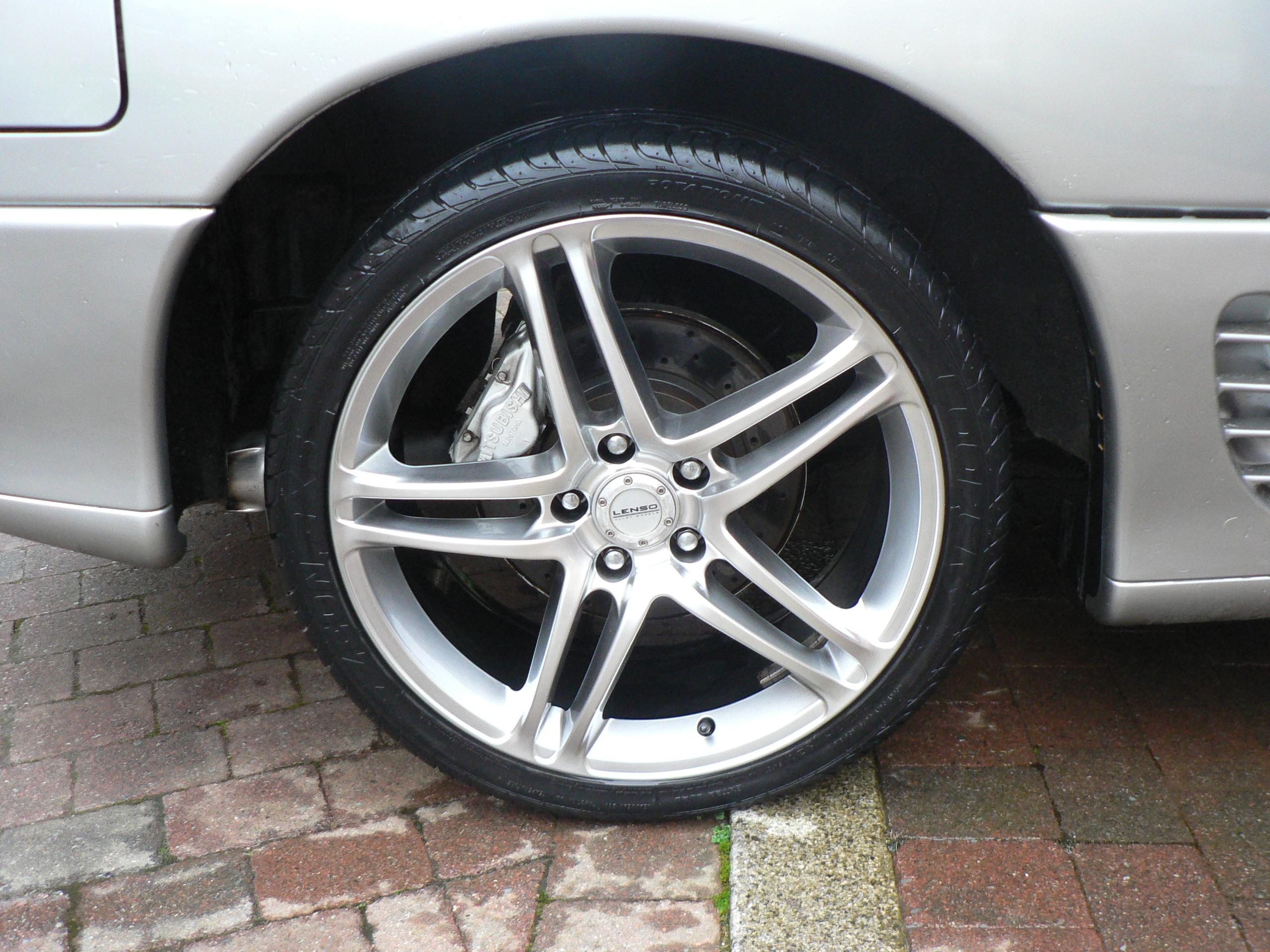 alloy wheels for my 1993 jdm na mitsubishi gto - newbie - gto uk