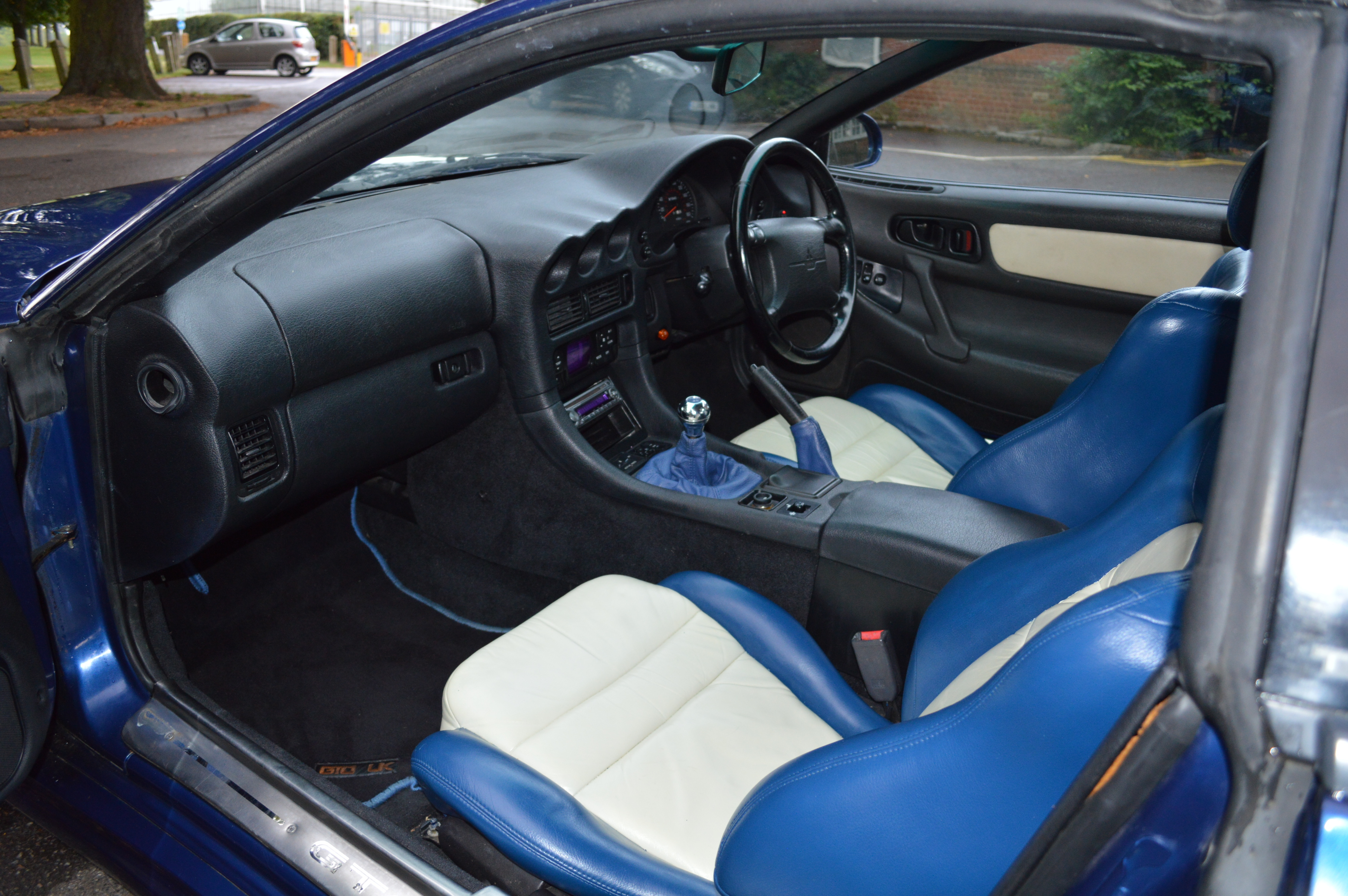 mitsubishi gto not 3000gt twin turbo manual only 10 000 miles