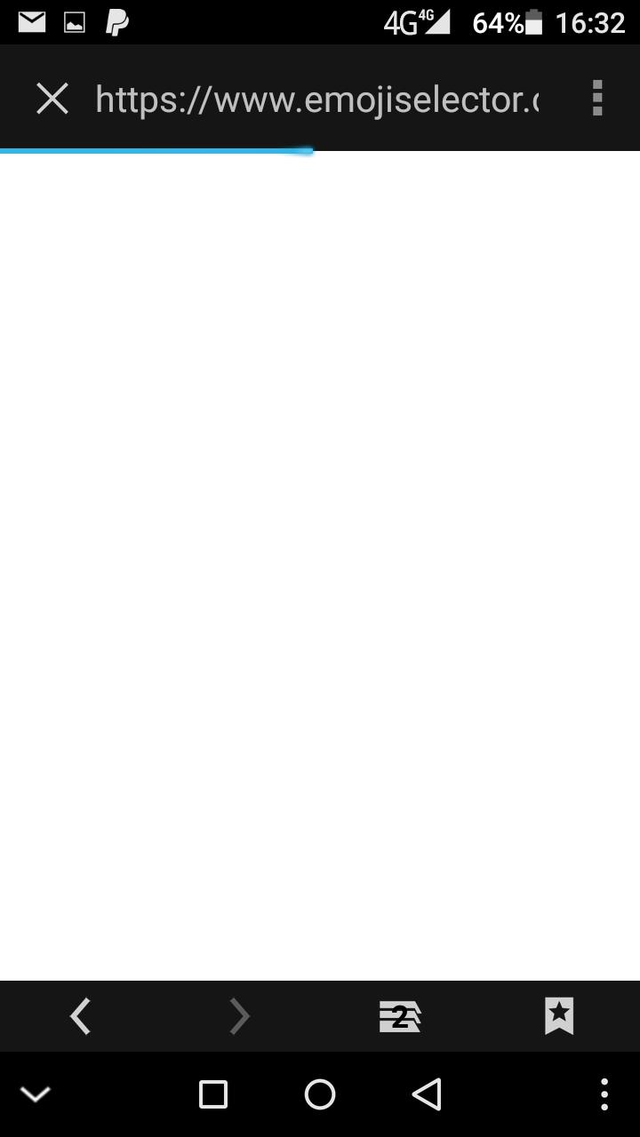 Emoji selector / emoticons list / icon selector / smiley - Site